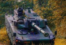 Tank Harimau buatan Pindad dan FNSS
