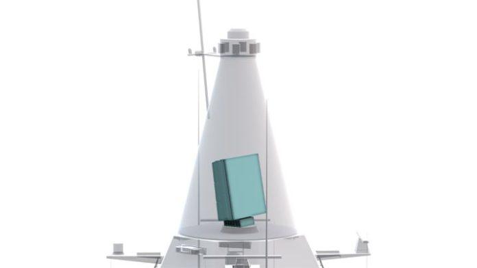 SAAB Luncurkan Fitur Baru Perkuat Radar Sea Giraffe