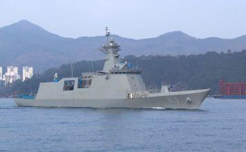 DSME Raih Kontrak Produksi Dua Frigate FFX II Baru Untuk AL Korsel