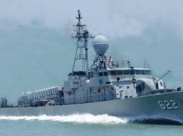 Seri Kapal Legendaris TNI AL : KRI Rencong 622