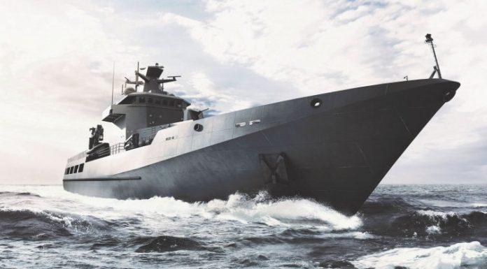 Australia Namai Desain Kapal Patroli Baru Dengan Nama Arafura Class