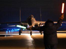 Foto foto Shenyang J-11, Copy Su-27SK Flanker dari China