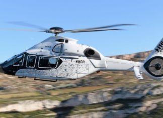 Airbus Terbangkan Hasil Produksi Pertama Helikopter H160