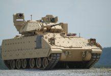 Angkatan Bersenjata AS Cari Teknologi APS Untuk IFV M2 Bradley