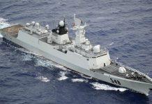 China Mulai Kerjakan Unit Kedua Kapal Frigate Type 054A Pesanan Pakistan