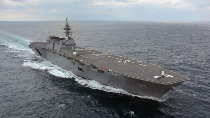 Jepang Siapkan 240 Milyar Dollar AS Untuk Anggaran Pertahanan