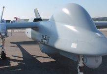 Jerman Perpanjang Kembali Kontrak Sewa UAV Heron I