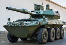 Kendaraan Tempur Anti Tank Centauro II Mulai Tampakkan Diri