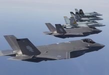 Australia Terima Dua Unit Jet Tempur F35A Pertama Untuk RAAF