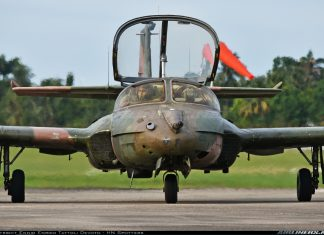 A-37 Dragonfly, Pesawat Perang Vietnam Spesialis COIN