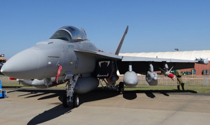 EA-18G Growler, Pesawat Tempur Australia Spesialis Peperangan Elektronik