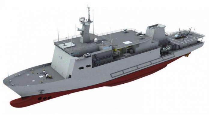DSME Terima Kontrak Produksi Kapal Penyelamat Kapal Selam ASR-II