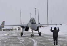 Kazakhstan Kembali Terima Empat Unit Jet Tempur Su30 SM Dari Rusia