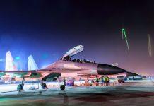 J-16, salah satu andalan PLAAF dalam konflik China vs Taiwan