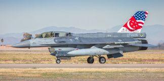 Ngeteng, Cara Angkatan Udara Singapura Memperbanyak F-16 RSAF