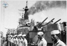 Foto Foto Langka KRI Irian, Kapal Perang Indonesia Asal Soviet