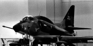 A-4 Skyhawk Malaysia