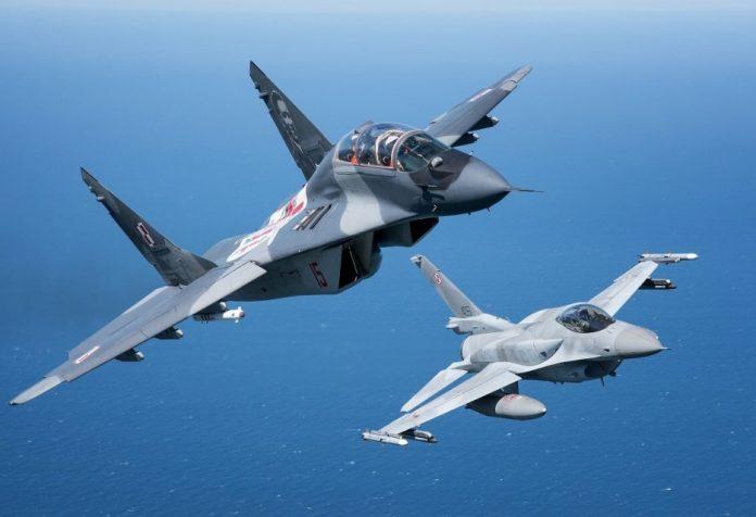 MiG-29 vs F-16, Mana Pesawat Tempur Yang Lebih Unggul?