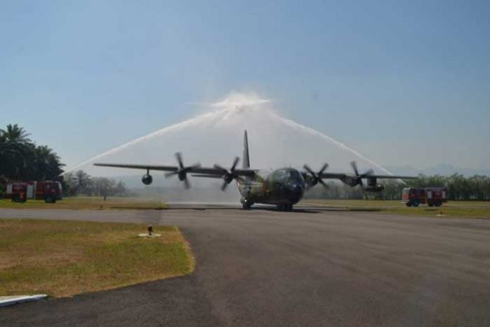Pesawat Tanker KC130B TNI AU Selesai Jalani Retrofit, Siap Bertugas Kembali
