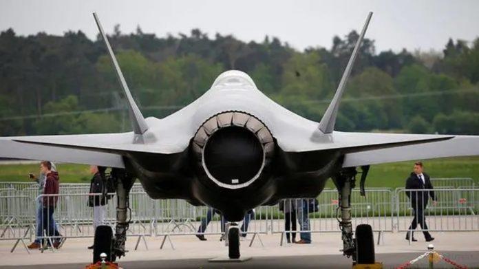 Sah, Turki Ditendang Amerika Dari Program F-35 Lightning II Karena S-400
