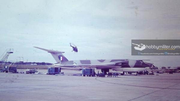 Kiprah Detasemen Bomber Nuklir Handley Page Victor RAF Di Masa Konfrontasi RI-Malaysia
