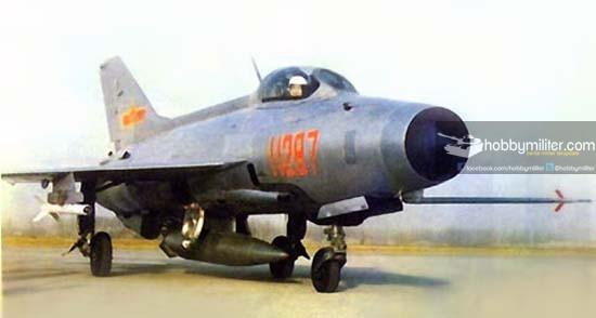MiG 21 Jet Tempur Sepanjang Masa 11