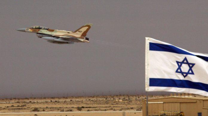 Israel Berhasil Menyerang Damaskus, Ibu Kota Suriah Lagi