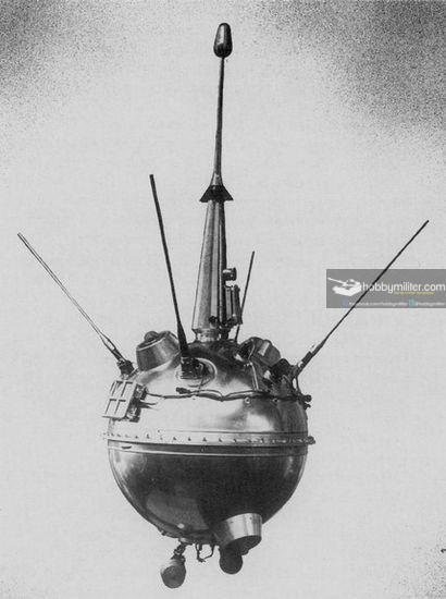 Lunik 2 Probe