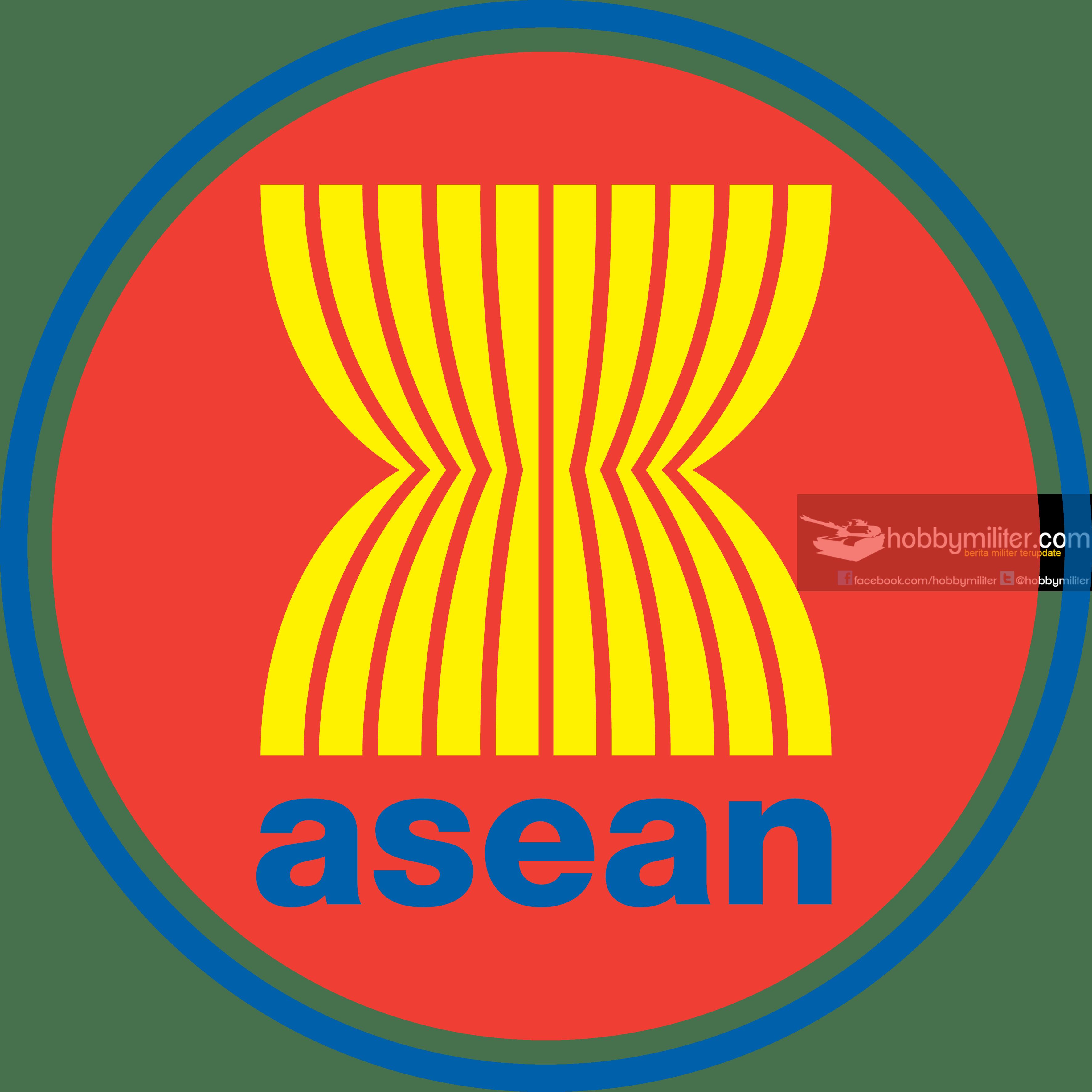 lambang logo ASEAN
